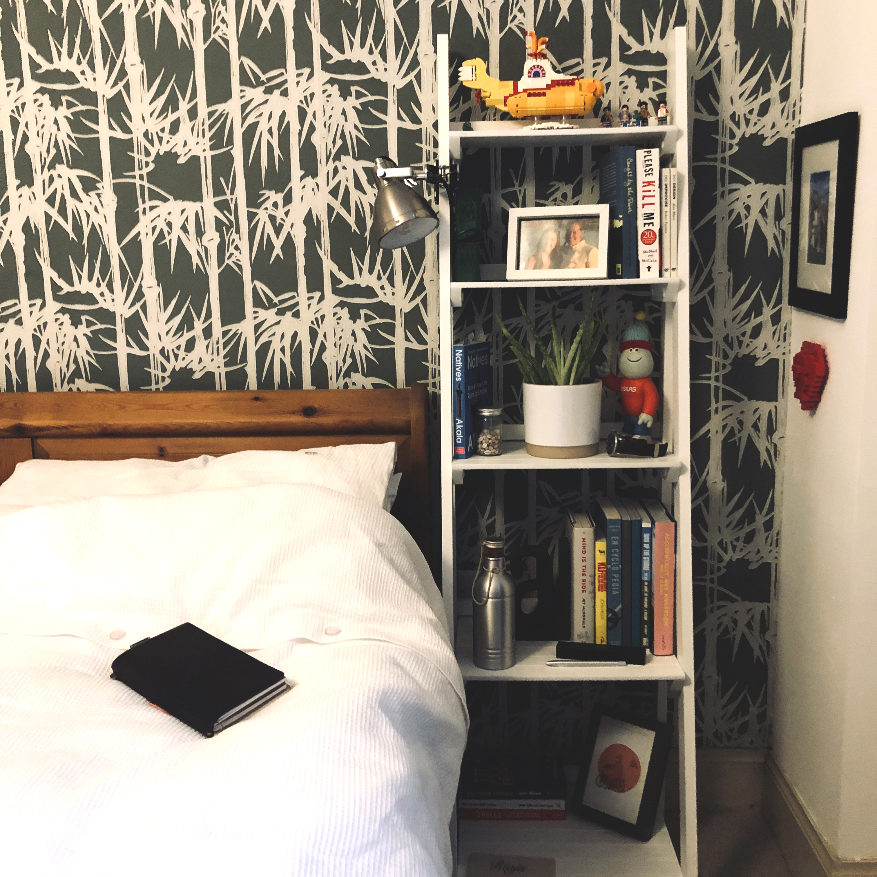 bedside ladder