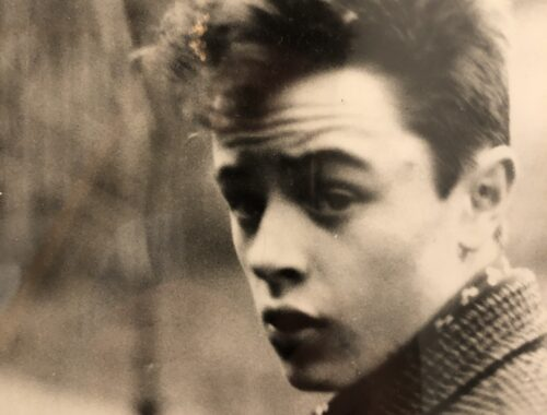 Ali Campbell at 16