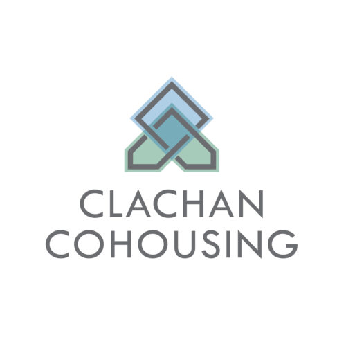 The logo of Clachan Cohousing