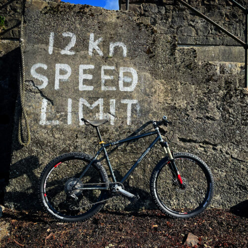 Orange P7 series 8 mountain bike